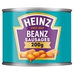 Heinz Beanz and Pork Sausages