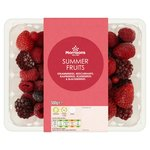 Morrisons Frozen Summer Fruit Mix