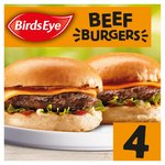 Birds Eye Original Beef Burgers 227g