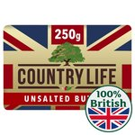Country Life Unsalted British Butter