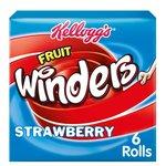Kellogg's Strawberry Fruit Winders Multipack