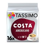Tassimo Costa Americano Coffee Pods