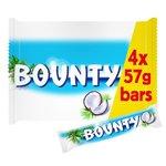 Bounty Milk Chocolate Multipack