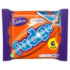 Cadbury Fudge Bar Multipack