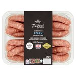 Morrisons The Best Gluten Free 20 Pork Chipolatas