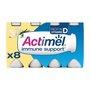 Actimel Vanilla Yogurt Drinks