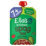 Ella's Kitchen 7 Mths+ Organic Spag Bol with a Sprinkle of Cheese