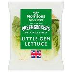 Morrisons Little Gem Lettuce