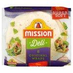 Mission Deli Original Wraps