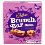 Cadbury Raisin Brunch Bar