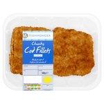 Morrisons Fishmonger Chunky Cod Fillets