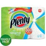 """Plenty """"The Original One"""" White Kitchen Towel"""