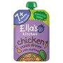 Ella's Kitchen 7 Mths+ Cheery Chicken Roast Dinner with Stuffing