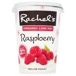 Rachel's Organic Low Fat Raspberry Yogurt