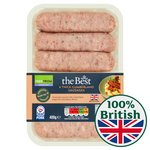 Morrisons The Best Gluten Free Thick Cumberland Sausages