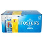 Foster's Cans