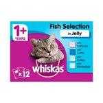 Whiskas Fishermans Choice Selection
