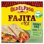 Old El Paso BBQ Fajita Dinner Kit