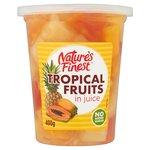 Nature's Finest Juicy Tropical Fruit Salad in Juice (400g)
