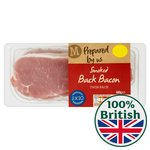 Morrisons Smoked Back Bacon 20 Pack