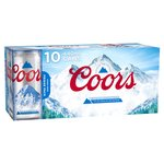 Coors Light Cans