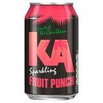 KA Sparkling Fruit Punch Drink