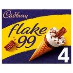 Cadbury Flake 99 Cones