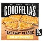 GoodFella's Takeaway The Big Cheese Pizza & Garlic Dip