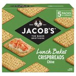 Jacobs Chive Crispbreads
