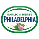 Philadelphia Light Garlic & Herb Soft Cheese