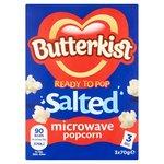 Butterkist Microwave Popcorn Salt