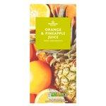 Morrisons Orange & Pineapple Juice