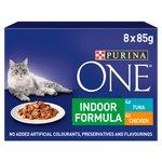 Purina One Indoor Cat Food Tuna and Chicken