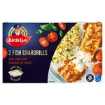 Birds Eye Inspirations 2 Fish Chargrills With Tomato & Herb