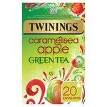 Twinings Caramelised Apple Green Tea 20s