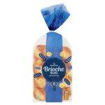 Morrisons Butter Brioche Rolls