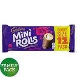 Cadbury Raspberry Mini Rolls