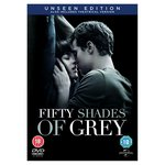 Fifty Shades Of  Grey DVD (18) R