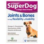 Super Dog Joints & Bones 30 Tablets