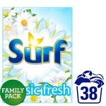Surf Classic Fresh Washing Powder 38 Wash