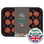 M Signature British Jalapeno Chilli & Fennel Meatballs