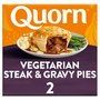 Quorn Steak Style & Gravy Pie