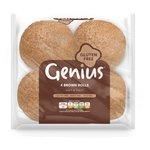 Genius Gluten Free Brown Rolls