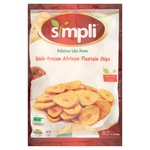 Sympli Quick Frozen African Plantain Chips