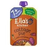 Ella's Kitchen Cottage Pie With Cinnamon