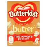 Butterkist Microwave Popcorn Butter