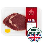 British Rib Eye Steak