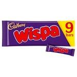 Cadbury Wispa 9 Pack
