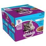 Whiskas Pouch Chunks In Jelly Fish