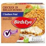 Birds Eye Southern Fried Chicken In Breadcrumbs 2 Pack
